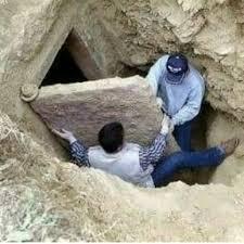 کشف جسد مومیایی شده مادر کورش کبیر در هگمتانه+(عکس)